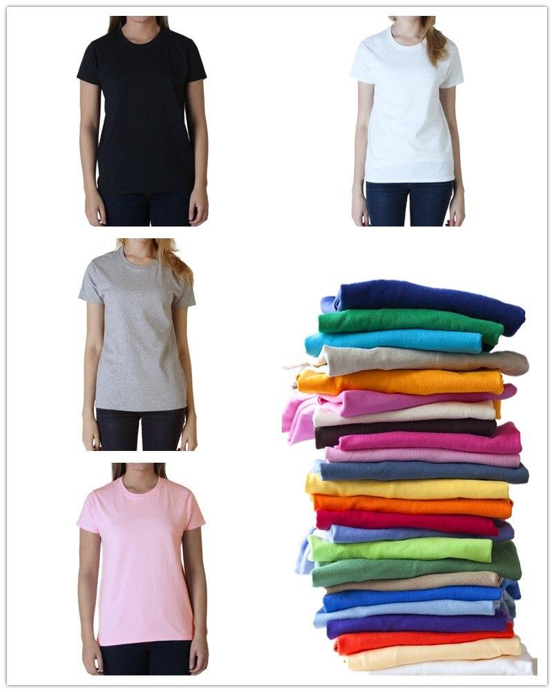 Womens Tee Pour Femme T-shirt Blanc Rock Heaven Tour 1976 - Roses , Rock , Imprime Tete De Mort Slim Tshirt Women