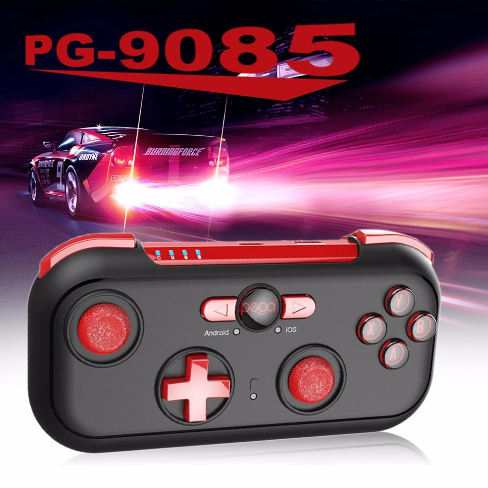 Ipega PG-9085 Red Wizard Bluetooth Gamepad Wireless Bluetooth Game Pad PC Gamer Gaming Pad Smart Joystick For Android For iOS