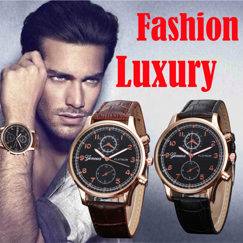 Mens Watches Top Brand Luxury  Retro Design Leather Band Analog Alloy Quartz Wrist Watch Relogio Masculine Relojes Mujer mance women mens watches best brands luxury ladies leather band analog quartz wrist watch relojes mujer 2016 hot sale unisex
