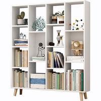 Mobili для La Casa Camperas Буа дисплей промышленных потертый шик деревянный ретро украшения Мебель Книжный Шкаф книга случае стойки