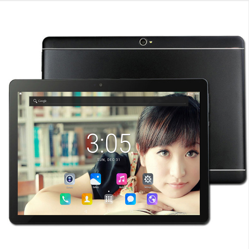 Newest 4G Android Tablet PC Tab Pad 10. 1 Inch IPS Deca Core Mediatek 2GB RAM 32GB ROM Dual SIM Card LTD Phone Call 10