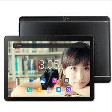 "Newest 4G Android Tablet PC Tab Pad 10. 1 Inch IPS Deca Core Mediatek 2GB RAM 32GB ROM Dual SIM Card LTD Phone Call 10"" Phablet(China)"
