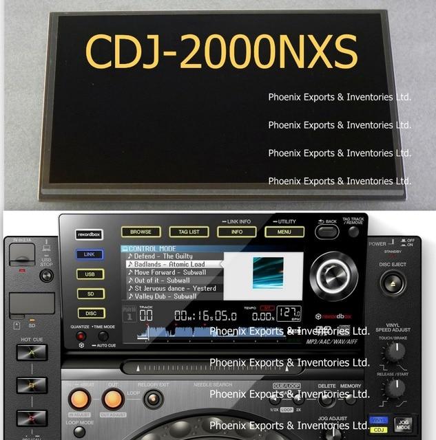 Original LCD Screen for CDJ 2000NXS CDJ 2000 NEXUS  CDJ 2000NXS DISPLAY PANEL