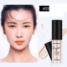 Surligneur liquide pour le visage illuminateur lumineux maquillage miroitant point culminant(China)