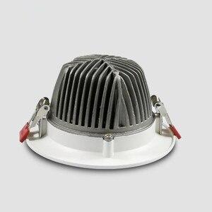 Image 3 - באיכות גבוהה LED COB שקוע Downlight 10W/15W/20W/30W לבן טהור חם LED ספוט מנורת Led תקרת מנורת אור AC85 265V