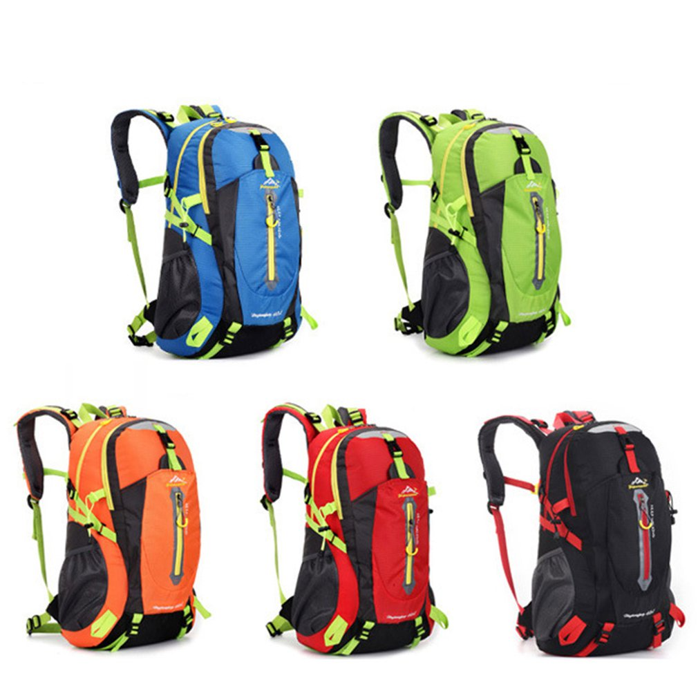 40l Water Resistant Travel Backpack Camp Hike Laptop Daypack Trekking Climb Back Bags For Men Women Dropshipping Hot Sale