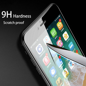 Image 5 - 6D Protective Glass for iPhone se 2020 11 Pro Max 8 7 6s Screen Protector 3D iphone8 Tempered Glass for iPhone 7 8 6 Plus XS XR