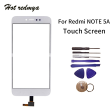 5.5Touch Screen panel For Xiaomi Redmi Note 5A LCD Touchscreen Digitizer Assembly Front Glass Senor Panel Spare Parts+Tools kit