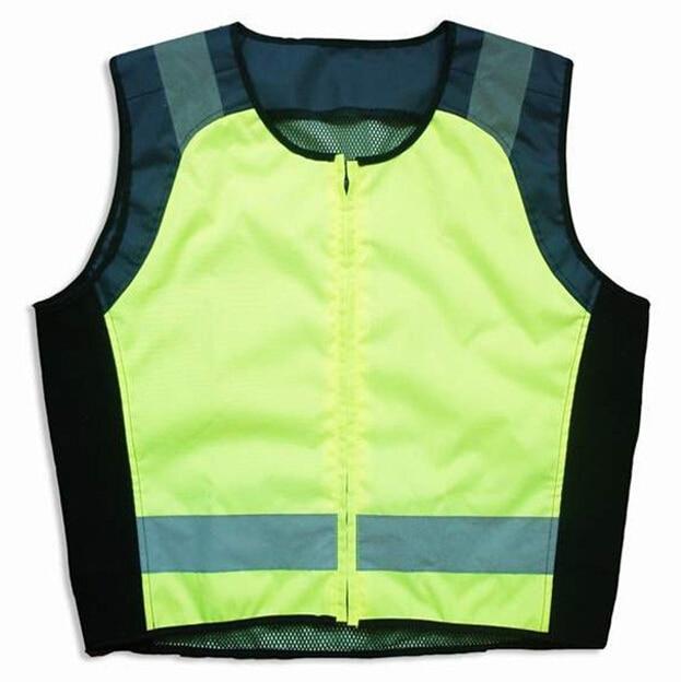 ФОТО Cycling Safety Vest Jersey Reflective Clothing Safety Traffic Vest Riding clothes V82904