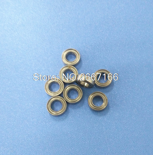 (10pcs) High quality miniature stainless steel deep groove ball bearing (stainless steel 440C material) SMR95ZZ 5*9*3 mm best price 10 pcs 6901 2rs deep groove ball bearing bearing steel 12x24x6 mm