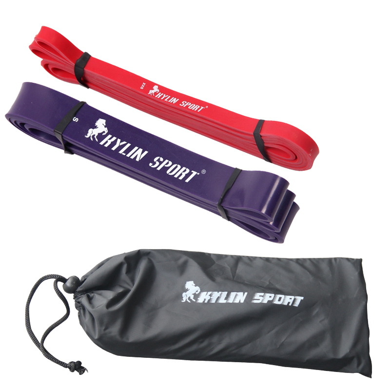 Fitness Equipment Men And Combination Cheaper Natural Latex 41 Strength Resistance Bands Pull Up Strengthen Muscles