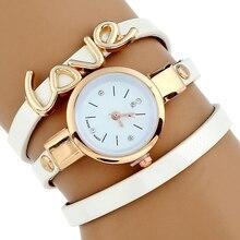 Gnova платины модные женские туфли платье часы Pearl Стразами дамы браслет многослойных Роскошные Кварцевые наручные часы