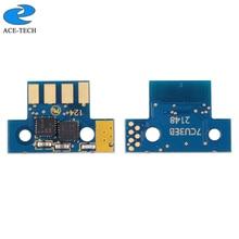 1K North America toner chip for lexmark CS310 CS410 CS510 printer cartridge 70C10K0 70C10C0 70C10M0 70C10Y0 цена в Москве и Питере