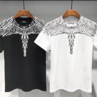 19SS marcelo Burlon T Shirt Men Women 1:1 itally Milan Feather wings streetwear hip hop MB T shirt Marcelo Burlon T Shirt