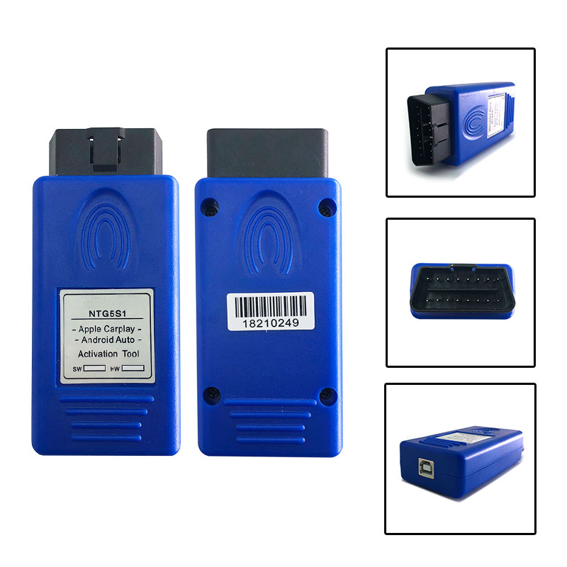 Maozua for NTG5 S1 NTG5S1 Carplay Android Auto OBD Activator Tool For Iphone5 6 7 in Car Diagnostic Cables Connectors from Automobiles Motorcycles