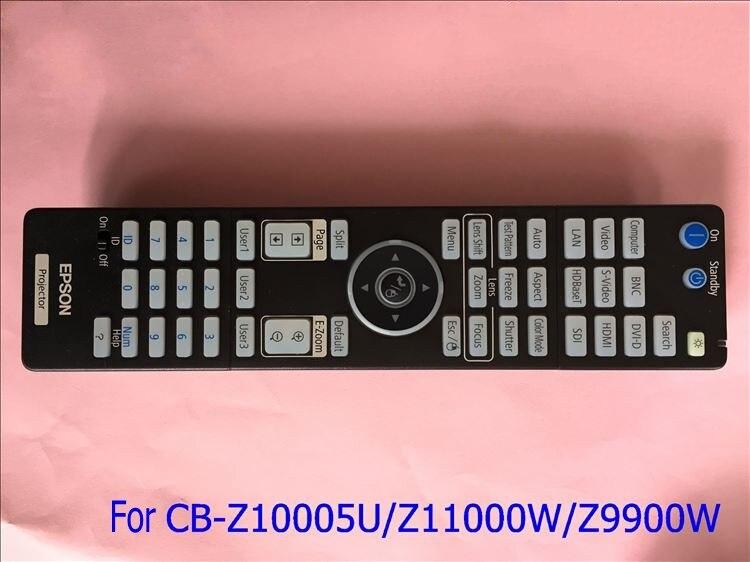Brand New Remote control 215738800 for EPson projector CB-Z10000U/Z10005/Z10005U controller nokia z 2f projector