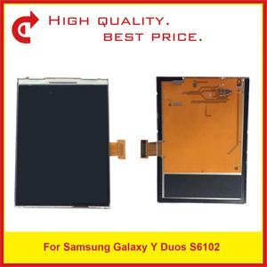 "Image 2 - ที่มีคุณภาพสูง3.14 ""สำหรับSamsung Galaxy Y Duos S6102จอแอลซีดีแสดงผลด้วยหน้าจอสัมผัสDigitizerแผงเซ็นเซอร์+ติดตามรหัส"