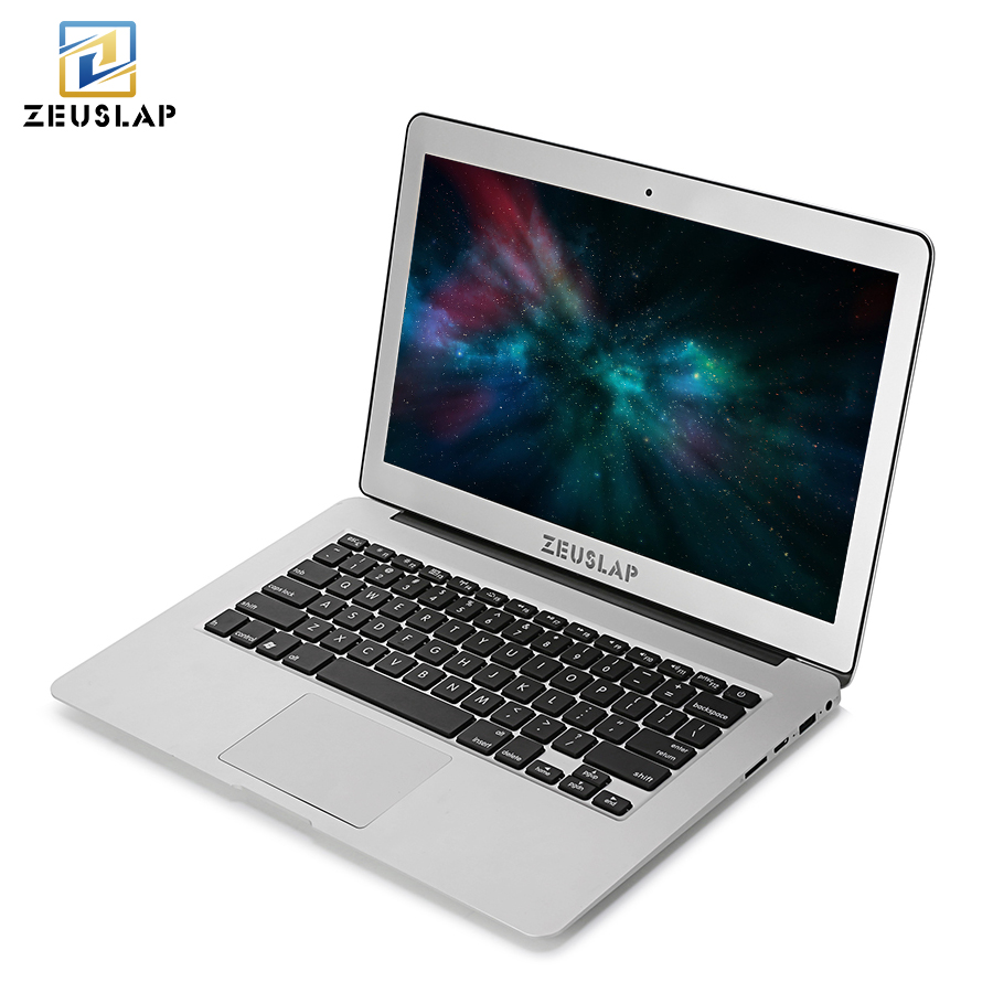 13.3 inch Windows 10 Intel Core i7-6500U 8GB RAM+128GB SSD 1920x1080p ips screen Sliver Color Fast Boot Laptop Notebook Computer zeuslap 15 6inch 6gb ram 512gb ssd win10 1920x1080p ips screen ultrathin fast boot cheap laptop netbook notebook computer pc