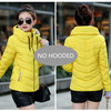 Yellow--No Hooded
