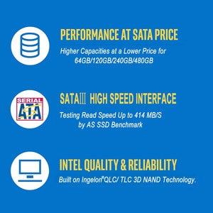 Image 5 - Hdd 2.5 SSD 240 gb 64GB 120GB hd notebook disco duro SSD obiekt interno solido sata 3 w stanie stałym jazdy samochodem disque dur ssd dla laptop