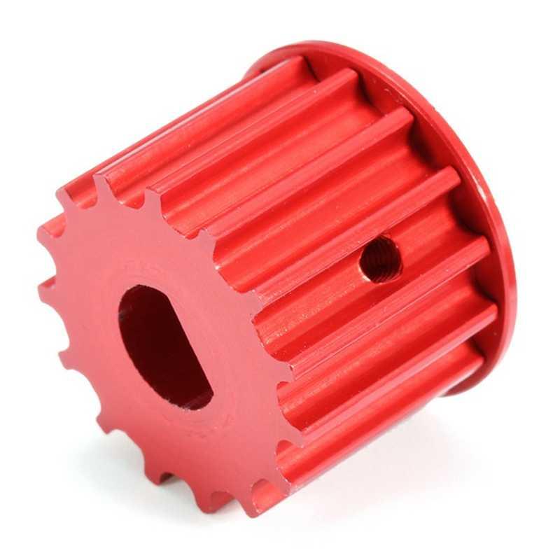 Racerstar engranaje del Motor tapa tornillo rojo para BRH5065 BRH5045 sin escobillas equilibrio Scooter accesorios de Motor piezas de repuesto