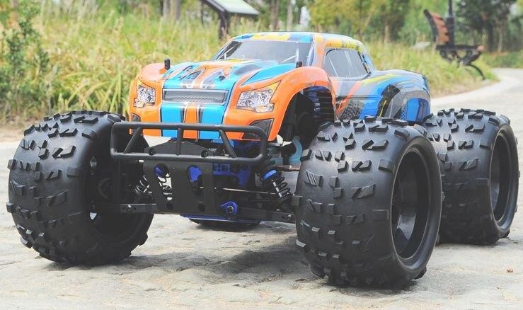 Большой автомобиль с дистанционным управлением, модель внедорожника, метанол, бензин, гибридный автомобиль