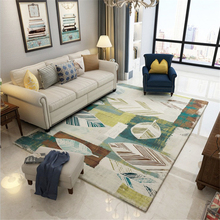 High Quality 2MX3M American Village Carpet Pastoral Retro Nordic Large Delicate For Living Room Bedroom Big Patterns Rug Mat