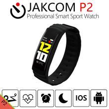 JAKCOM P2 Profissional Inteligente Relógio Do Esporte venda Quente em Pulseiras como pulseira cicret xaiomi m2 inteligente pulseira