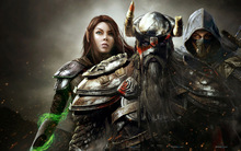 The Elder Scrolls Online Poster Modern Home Wall Decor Canvas Picture Art HD Print Painting on Canvas for Living Room