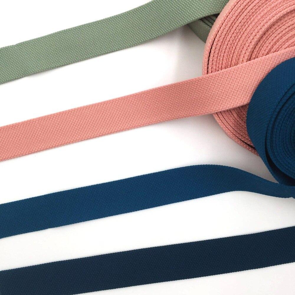 Vysoce kvalitní 2,5 * 100cm jednobarevná lanová pásková tkanina pro kutily DIY Vlasová bowknot příslušenství materiál Saténová stuha 5ks / Lot