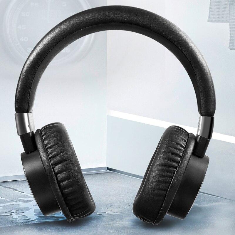 Mifo F2 sans fil Bluetooth casque 1050 mah stéréo basse casque Bluetooth 4.1 casque avec micro pour iphone Samsung Huawei-in Écouteurs et casques from Electronique    2