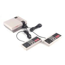 คอนโซลวิดีโอเกม MINI NES CLASSIC Retro คอนโซลเกมมือถือ 620 เกมมาพร้อมกับ Original Gamepad ครอบครัว