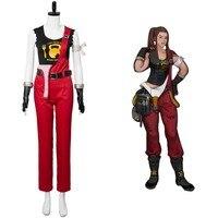 OW Brigitte Lindholm Cosplay Costume Uniform Full Sets
