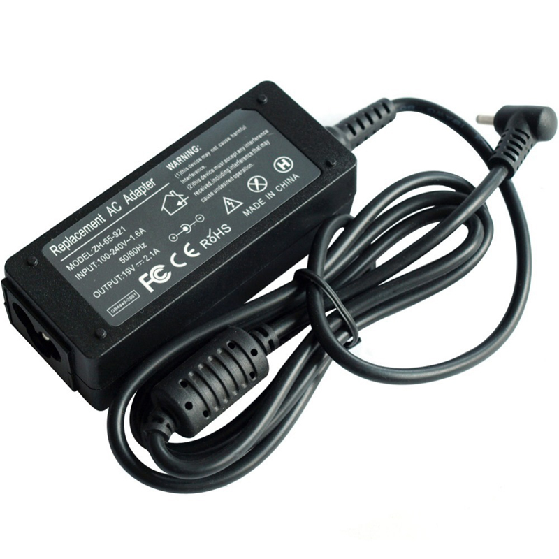 19 V 2.1A AC Adapter Charger Laptop Untuk asus Eee PC Netbook Charger F0754 EXA081XA 1201N ADP-40H / 40PH AB Power Supply