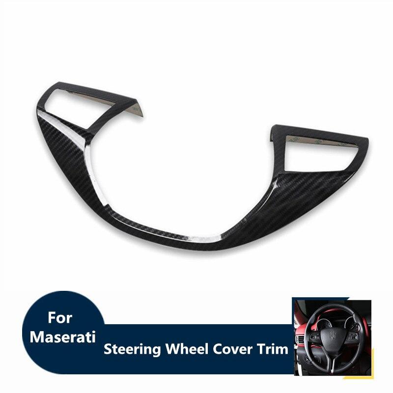 2018 Maserati Levante Interior: For Maserati Levante 16 17 Car Interior Carbon Fiber