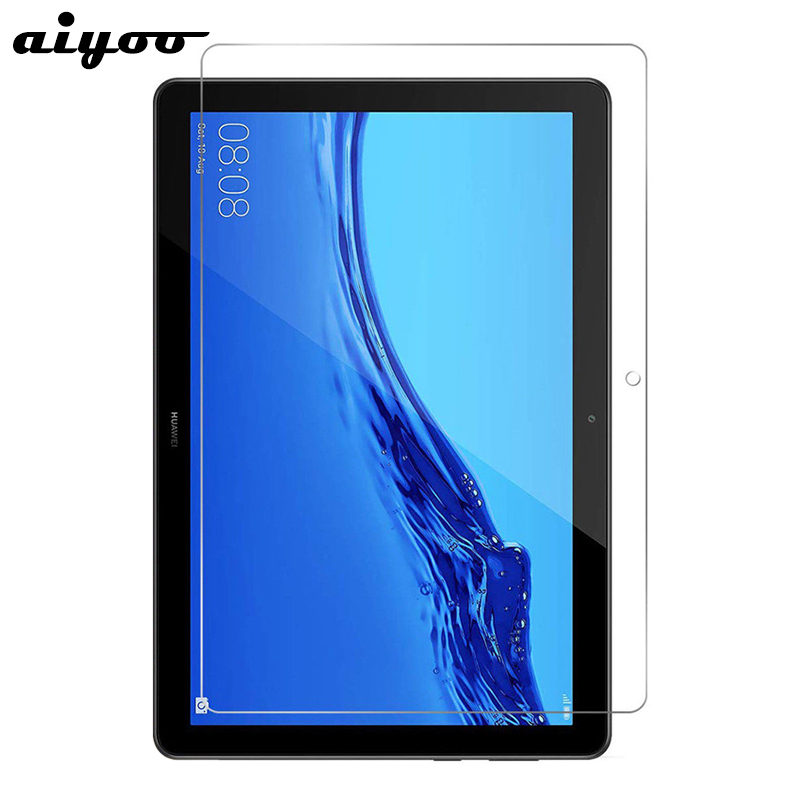 9H Premium Tempered Glass Screen Protector For Huawei MediaPad T5 10 AGS2-W09/L09/L03/W19 10.1 Inch Tablet Protective Glass Film