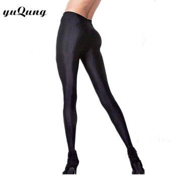 yuqung Lycra spandex shinny leggings leggins panty hosesocks for ballet dancing legging women Elastic Body Shaper  Fit Jegging joelheira magnética alívio