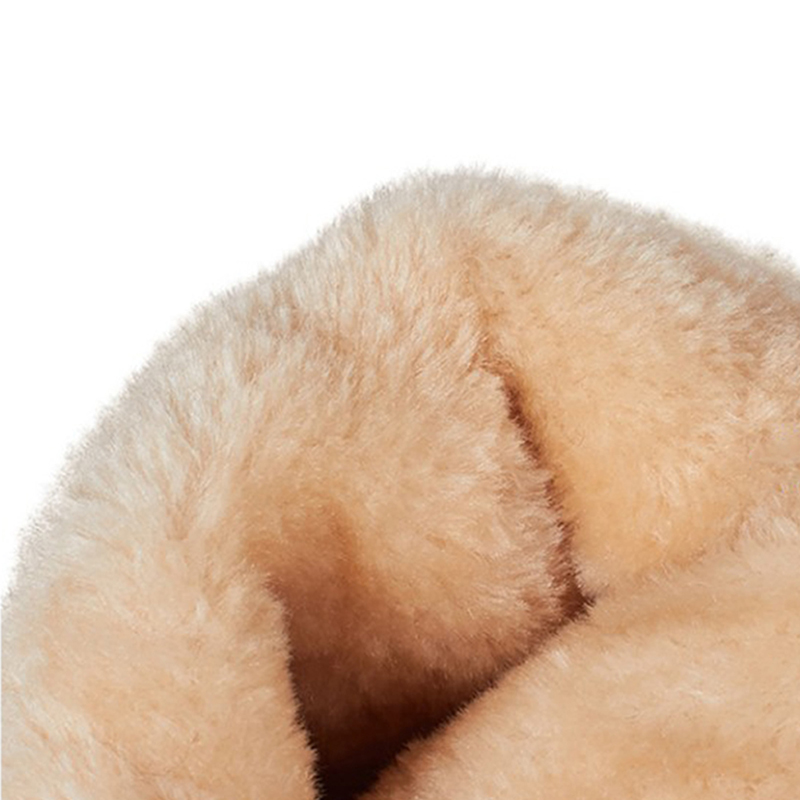 Image 5 - KemeKiss 2020 Plush size 34 43 Sexy high heels Knee High Boots Woman Platform Winter women's Shoes add Fur Snow Boot footwear-in Knee-High Boots from Shoes