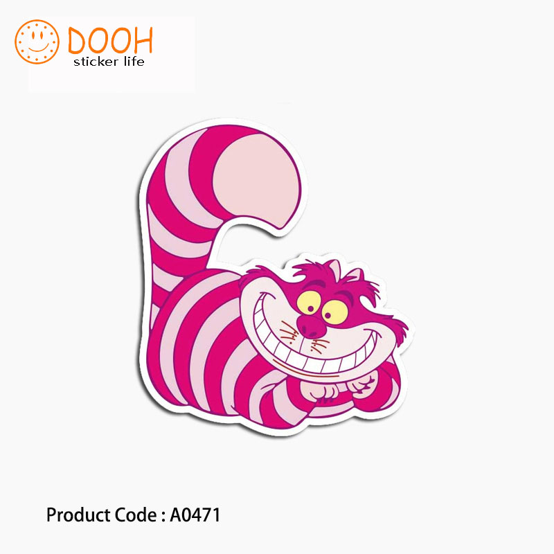 A0471 sticker pink cat school rugby mouse sesame father hobby suitcase laptop guitar luggage DIY skateboard bicycle toy HZ 30A0471 sticker pink cat school rugby mouse sesame father hobby suitcase laptop guitar luggage DIY skateboard bicycle toy HZ 30