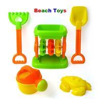 Free Shipping 5pcs Set Baby Beach Toys Sand Playing Tool Children S Favorite Birthday Gift