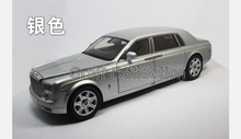 Kyosho 1/18 Rolls-Royce Phantom EWB Extended Wheelbase Die-Cast Model Car Director Cut Vehicle Luxury Collection Limited Edition