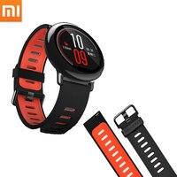 Original Huami Xiaomi Amazfit Silicone Strap Replacement Silicone Wristband For Amazfit Smart Watch Silica Gel Bracelet