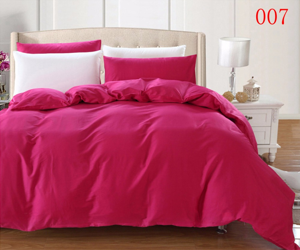 1 pcs cotton duvet cover twin full queen king bedclothes comforter cover bedding bag quilt cover. Black Bedroom Furniture Sets. Home Design Ideas