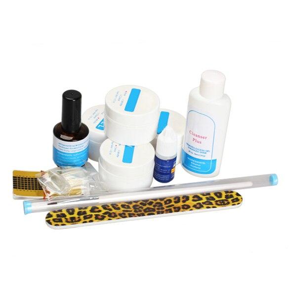 Nail Art Base Tool UV Soak Off Gel Nail Base Gel Top Coat Gel Nail Polish