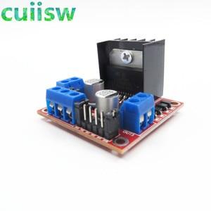 Image 5 - 10pcs/lot New Dual H Bridge DC Stepper Motor Drive Controller Board Module L298N for arduino