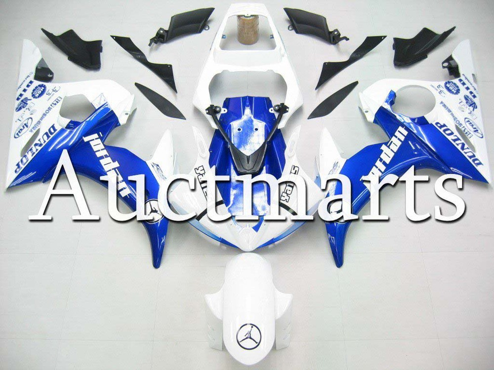 For Yamaha YZF 600 R6 2003 2004 2005 YZF600R ABS Plastic motorcycle Fairing Kit Bodywork YZFR6 03 04 05 YZF600R6 YZF 600R CB14 6 colors cnc adjustable motorcycle brake clutch levers for yamaha yzf r6 yzfr6 1999 2004 2005 2016 2017 logo yzf r6 lever