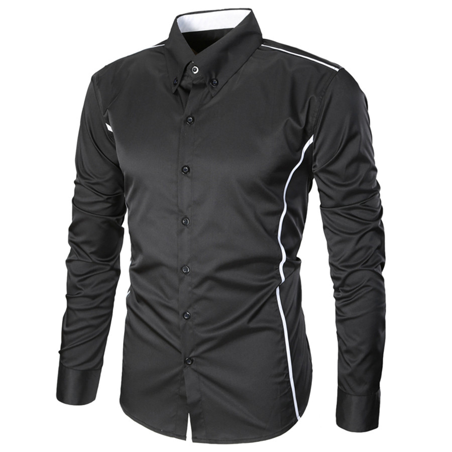 New-Fashion-Casual-Men-Shirt-Long-Sleeve-Turn-Down-Collar-Slim-Fit-Shirt-Business-Work-Mens (1)