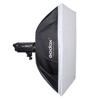 Godox softbox 70x100cm Portable Softbox Diffuser soft box Flash Speedlite Reflector with Bowens Mount for Photo Studio