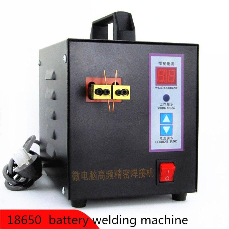 3KVA Microcomputer Control Spot Welding High-power Spot Welder Battery Welding Machine 18650 14500 Battery Pack Spot Welding