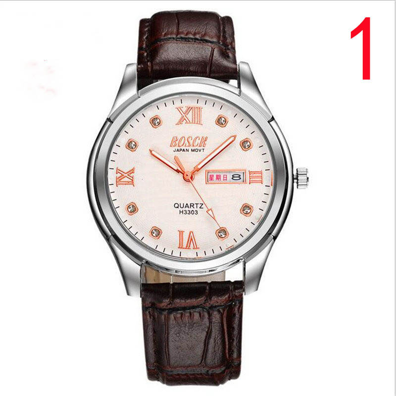 Mens Watch Male Student Korean Edition Simple Trend Casual Waterproof Quartz Watch Fashion 2018 New ThinMens Watch Male Student Korean Edition Simple Trend Casual Waterproof Quartz Watch Fashion 2018 New Thin